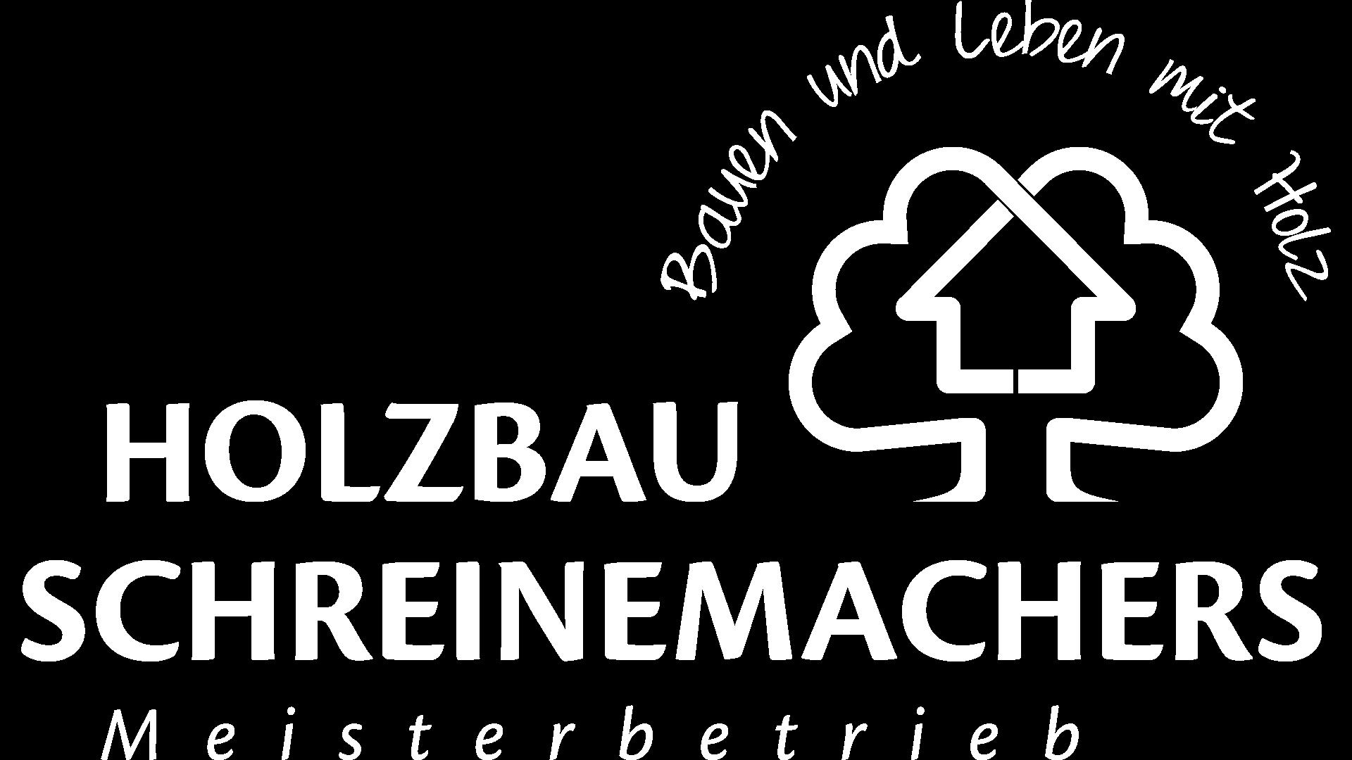 Logo_Holzbau_Schreinemachers_weiss_1920x1080px